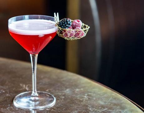 baijiu cocktail week demon wise london red rooster moutai cocktail