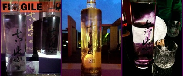 Taizi baijiu New Zealand Sam Lu Ben Lu