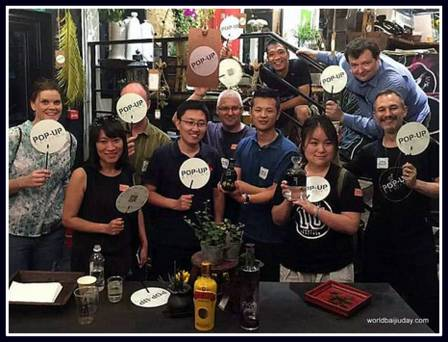 world baijiu day at pop-up beijing with gung ho yimuquan harmony wu ling byejoe taizi