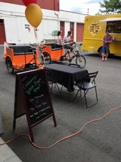 WBD Wrap Vinn Distillery Dump Truck Kung Pow Portland World Baijiu Day 2