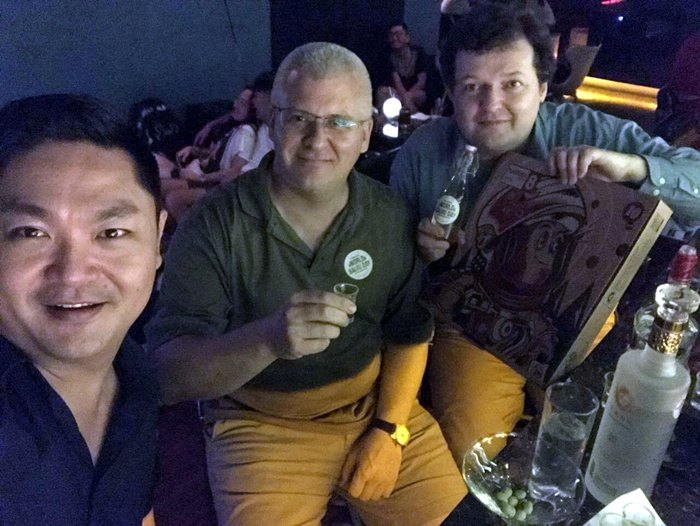 World Baijiu Day 2017 Beijing Q Bar