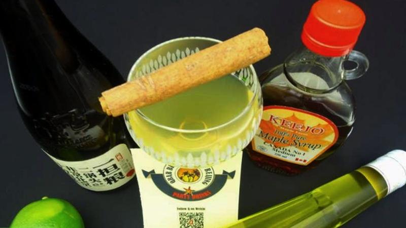 world baijiu day 2017 text cocktails yi dan liang at q bar