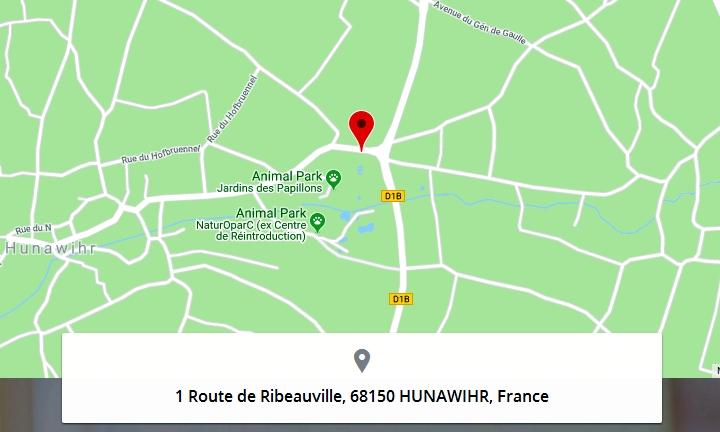 world baijiu day 2018 events hunawihr O'berge du Parc map
