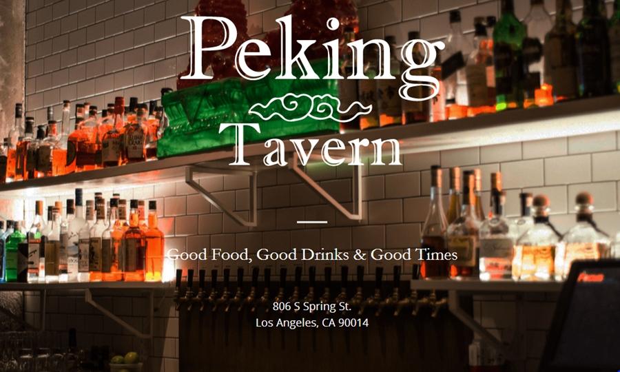 world-baijiu-day-2019-Los-Angeles-Peking-Tavern
