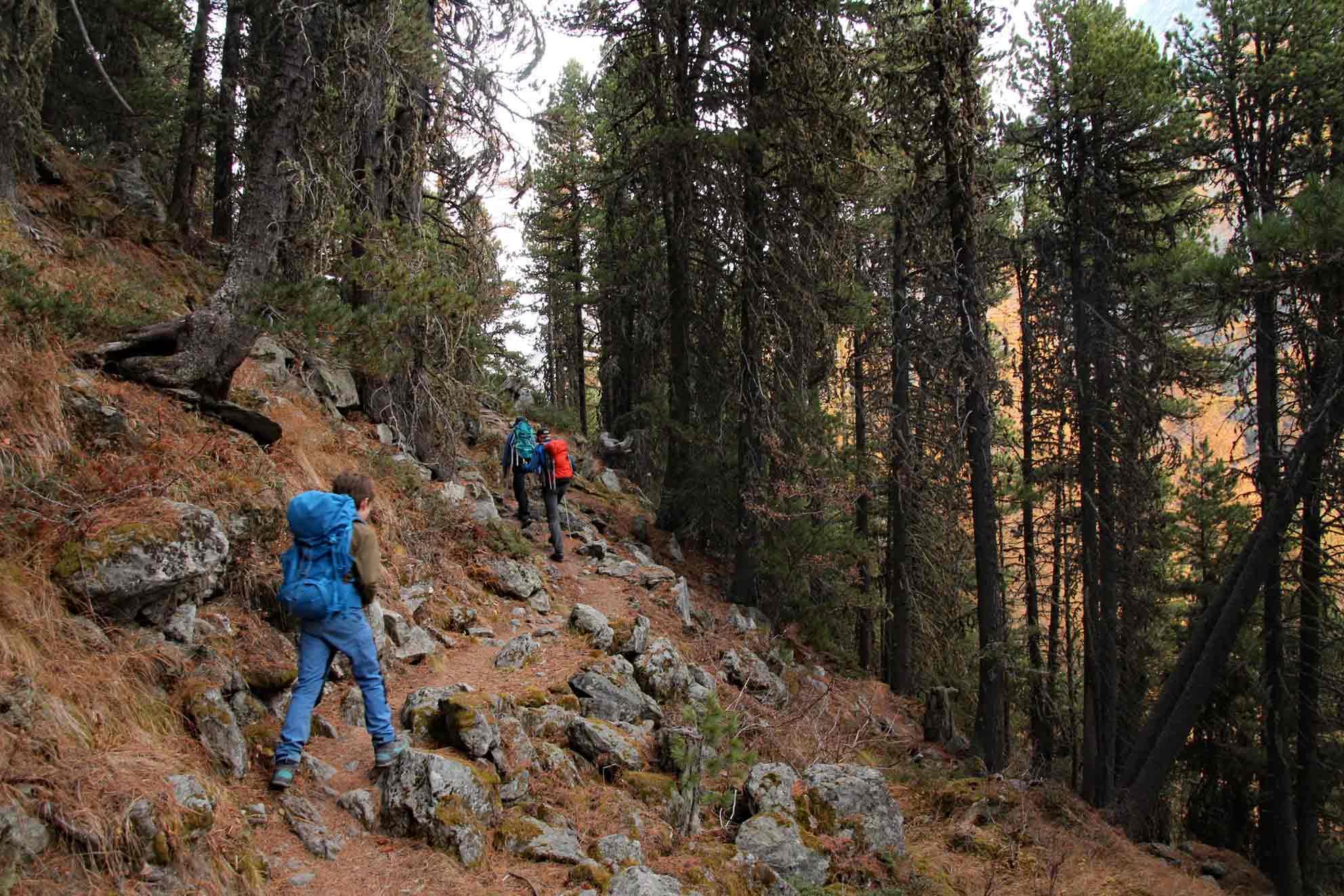 Hiking in Switzerland: Lac Bleu, Arolla, Valais | World best
