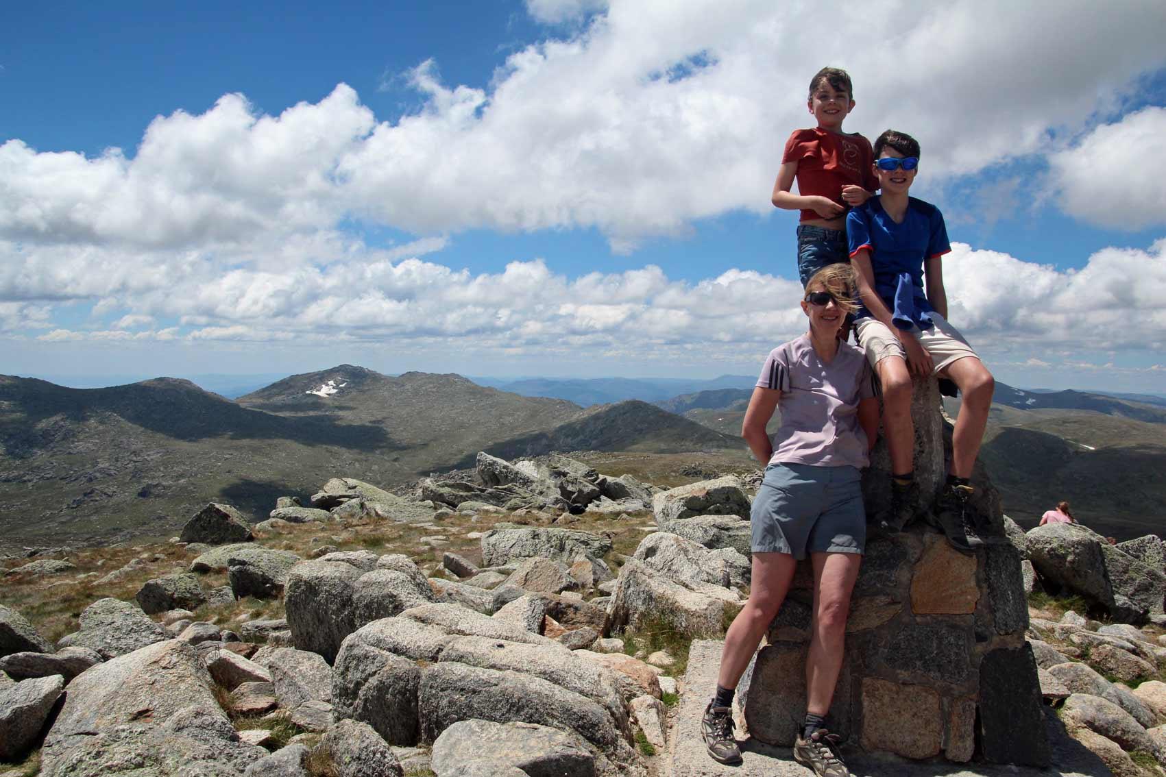 Sunlover Holidays: Top 5 hikes and walks in Australia |Hiking Australia