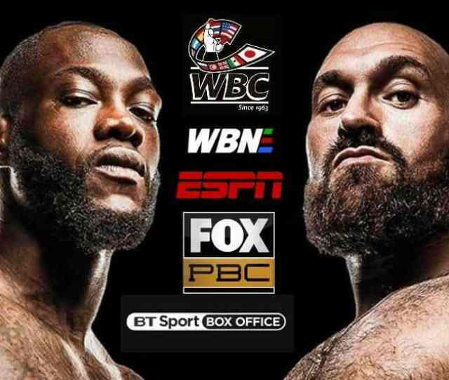 Exclusive Deontay Wilder Tyson Fury  Is Wbc Vs Franchise Champ