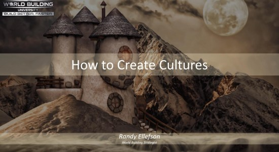 Cultures Title Page