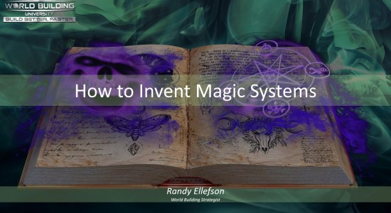 Magic Systems Title Page