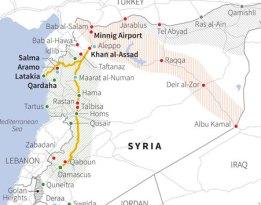 Syrian rebels strike Assad's stronghold - Turkey and World News