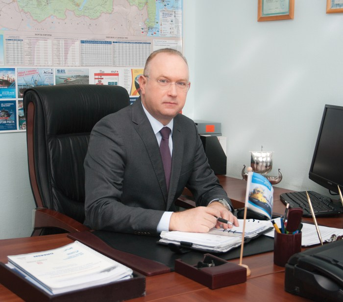 Vitaly Kovalev, the President of the Russian Association of Marine and River suppliers