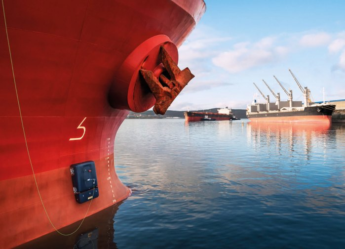 Jotun's new Hull Skating Solutions package involves proactive cleaning to optimise hull performance. ©Jotun