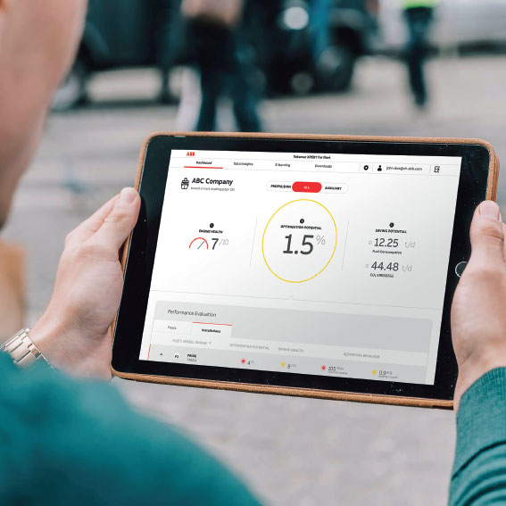 Teekay will now be able to access deeper insights into fleetwide engine health and performance with ABB Ability Tekomar XPERT