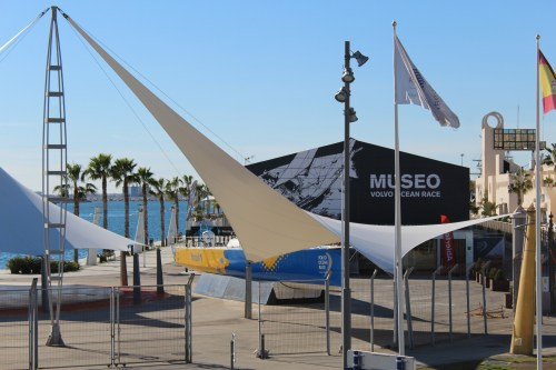 Volvo Ocean Race Museum in Alicante