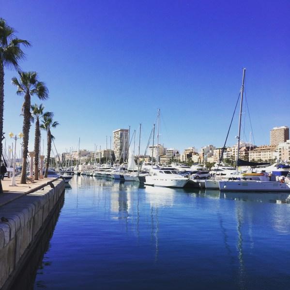 Port w Alicante