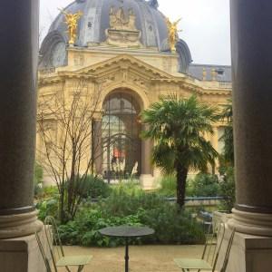 Petite Palais in Paris