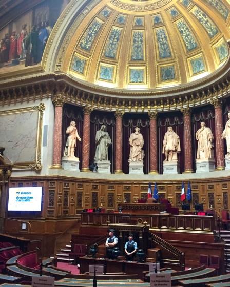 Senate's Chamber