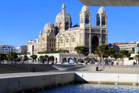 Katedra La Major w Marsylii