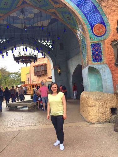Kraina Alladyna w Disneylandzie w Paryżu