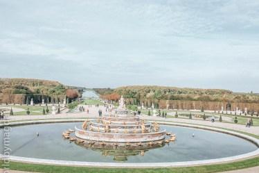 Ogrody w Wersalu