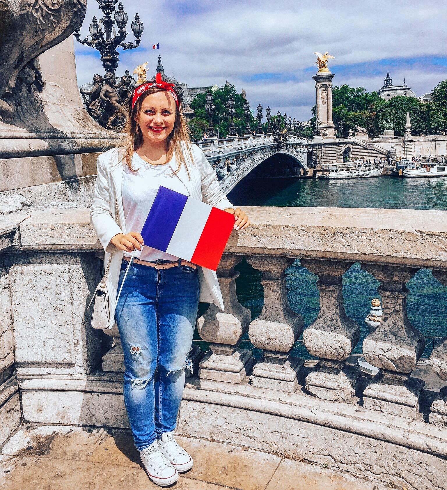 Blog o Paryżu