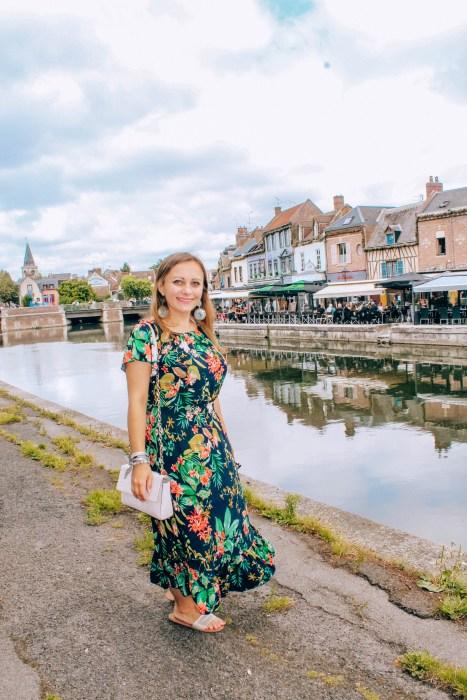 Kanały w dzielnicy Saint-Leu, Amiens