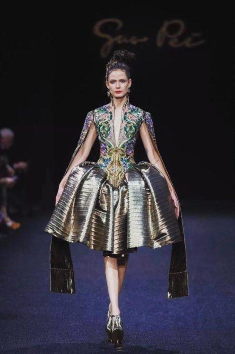 Życie modelki w Paryżu: Dominika Wycech