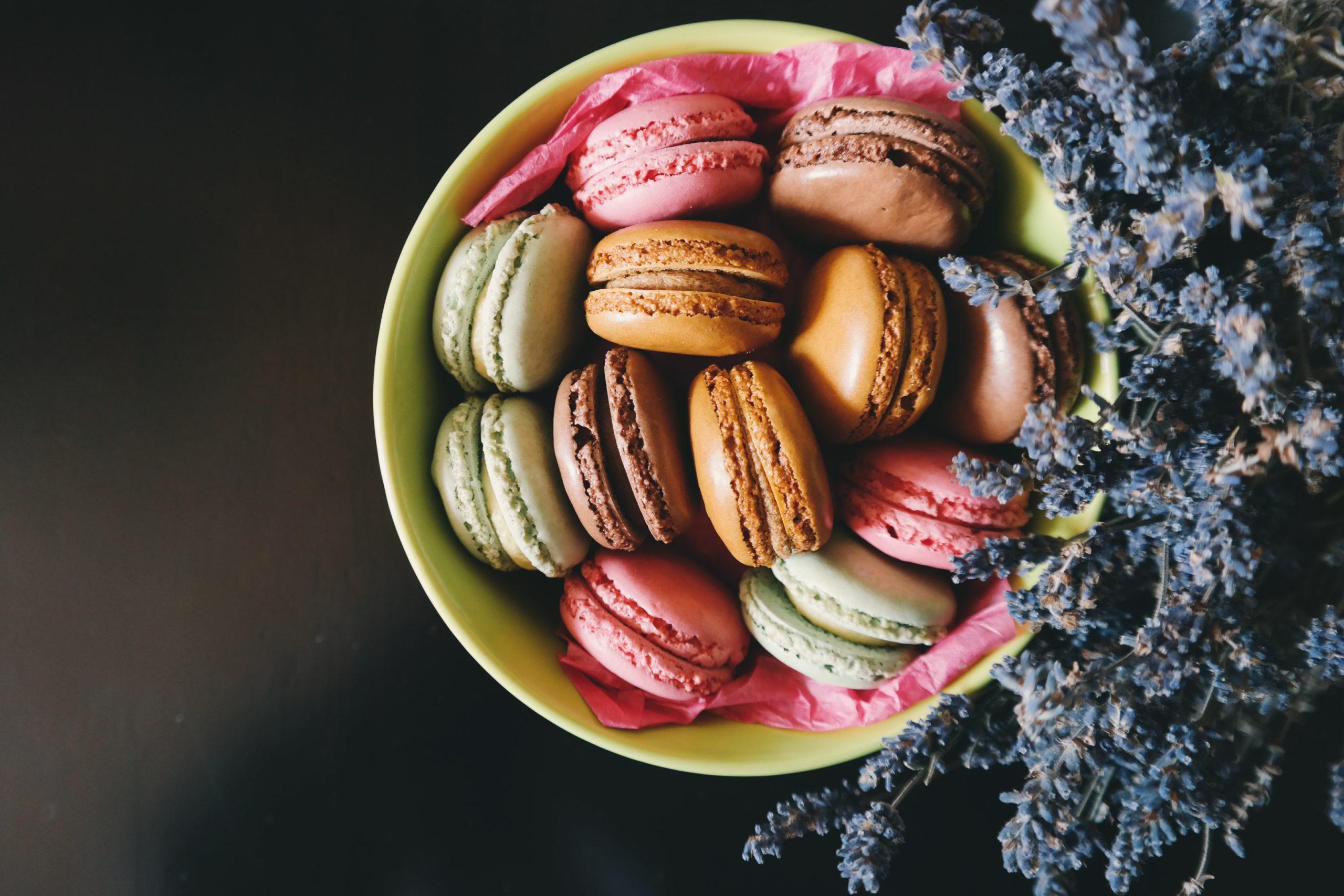 jak zrobić macaron