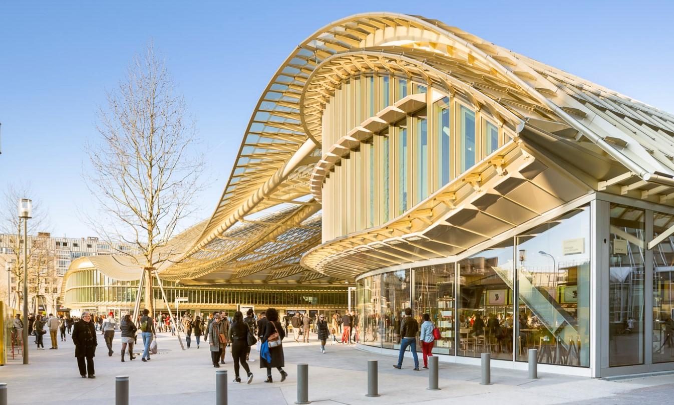Największa stacja metra na świecie