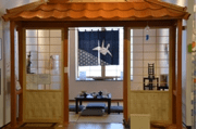 Japanese Washitsu traditional style tea room