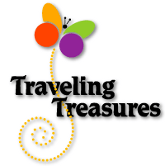 Traveling Treasures logo