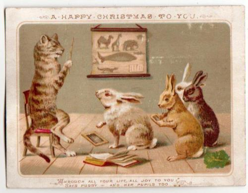 https://i2.wp.com/www.worldcollectorsnet.com/wp-content/uploads/2015/03/Victorian-Xmas-Card-Pussy-teaching-Rabbit-pupils.jpg