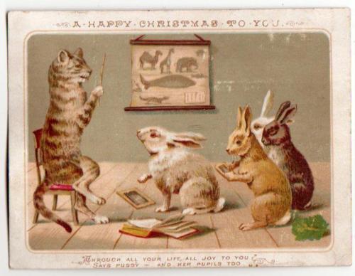 https://i2.wp.com/www.worldcollectorsnet.com/wp-content/uploads/2015/03/Victorian-Xmas-Card-Pussy-teaching-Rabbit-pupils.jpg