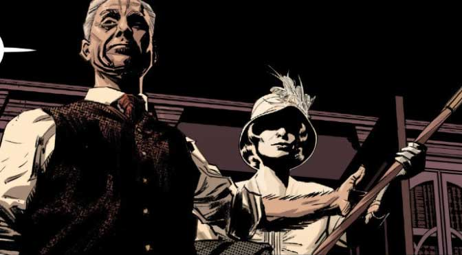 The Root of All Evil: The Black Monday Murders #1-2 (review)