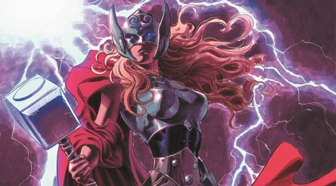 The Mighty Thor #15 (review)