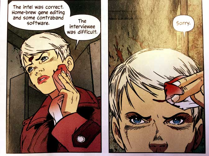 No Capes Here: The Wildstorm #1 (review)