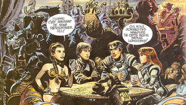 Valérian and Laureline: From French Comic Book to Hollywood Motion Picture