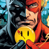 DC Comics' Legal Problem with the Comedian's Iconic Badge