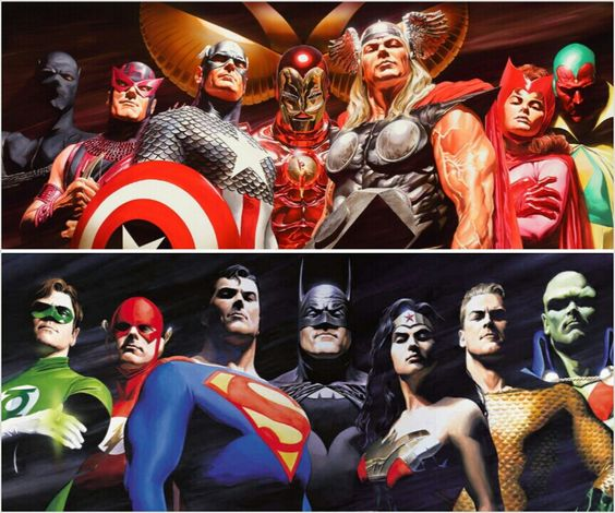 "The ""Superhero"" Trademark: how the name of a genre came to be owned by DC and Marvel, and how they enforce it"