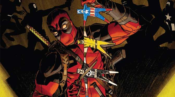 Deadpool Kills the Marvel Universe, Again #1 (Review)