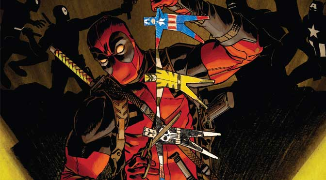 Deadpool Kills the Marvel Universe, Again #1 (Review)