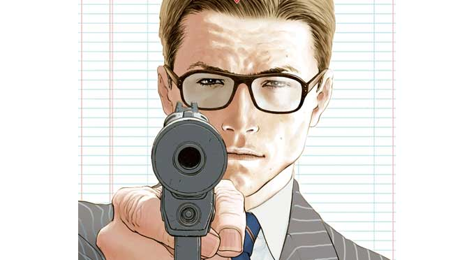 Kingsman: The Red Diamond #1 (Review)