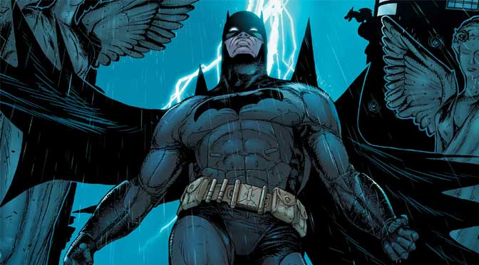 Batman: Sins of the Father #1 (Review)