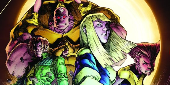 The New Mutants: Dead Souls #1 (Review)