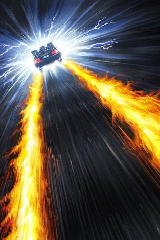 Back to the Future manga adaption by One Punch Man artist cancelled due to rights issues
