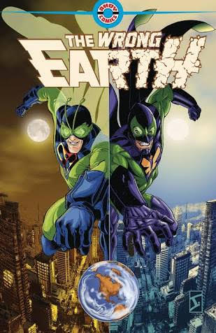 The Wrong Earth #1 (review)
