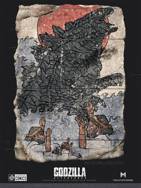 Godzilla: Aftershock and the British Museum's Japanese Woodblock Print Collection