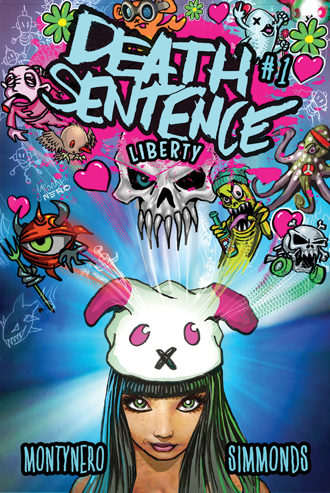 Death Sentence: Liberty #1 (Review)