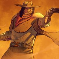 Jack Irons: The Steel Cowboy #1 (Review)