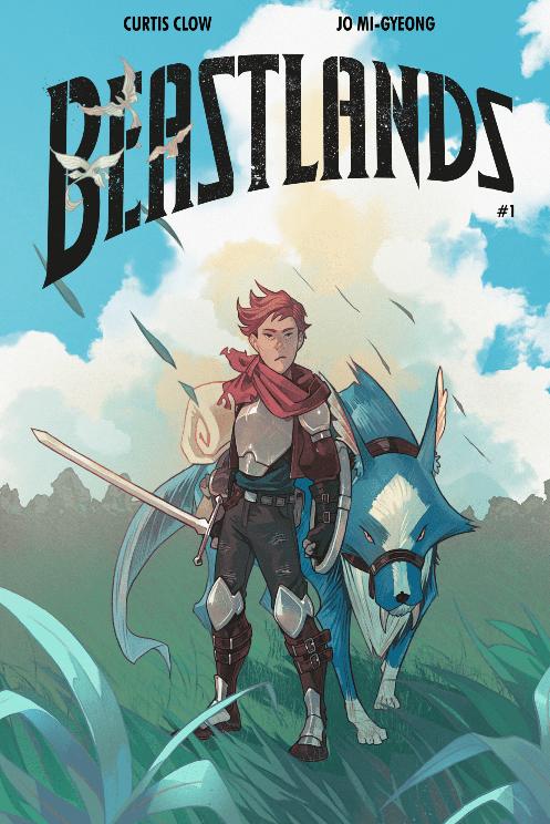 Beastlands #1 (review)
